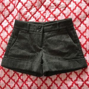 Theory wool dress shorts - Size 4